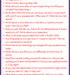 30 Writing Prompt Ideas for 7th Grade Writers • JournalBuddies.com [ 2061 x 736 Pixel ]