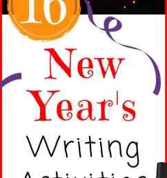 16 New Years Writing Activities • JournalBuddies.com [ 2061 x 736 Pixel ]