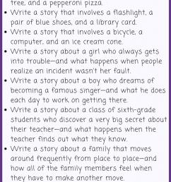 Fiction Writing Prompts \u0026 Ideas • JournalBuddies.com [ 2061 x 736 Pixel ]
