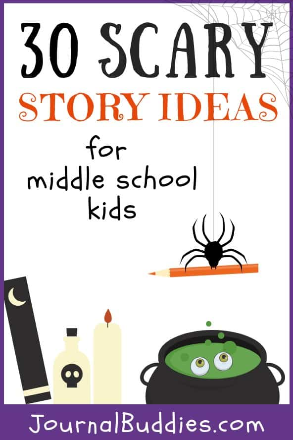 scary story ideas for