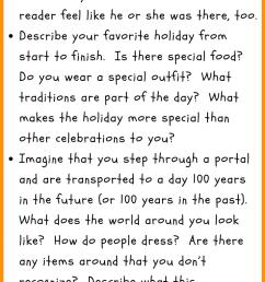 Descriptive Writing • JournalBuddies.com [ 2061 x 736 Pixel ]