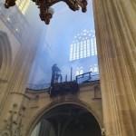 Incendio nella Cattedrale di Nantes. Confessa il volontario della diocesi