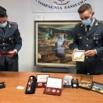 """Operazione """"Trono di stracci"""". Confiscati beni per oltre un milione di euro"""