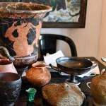Israele. Sequestrata ingente quantità di reperti archeologici