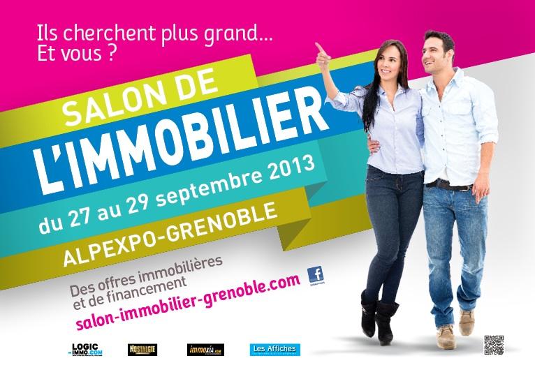 Salon de lImmobilier de Grenoble du 27 au 29 septembre  Journal de lAgence