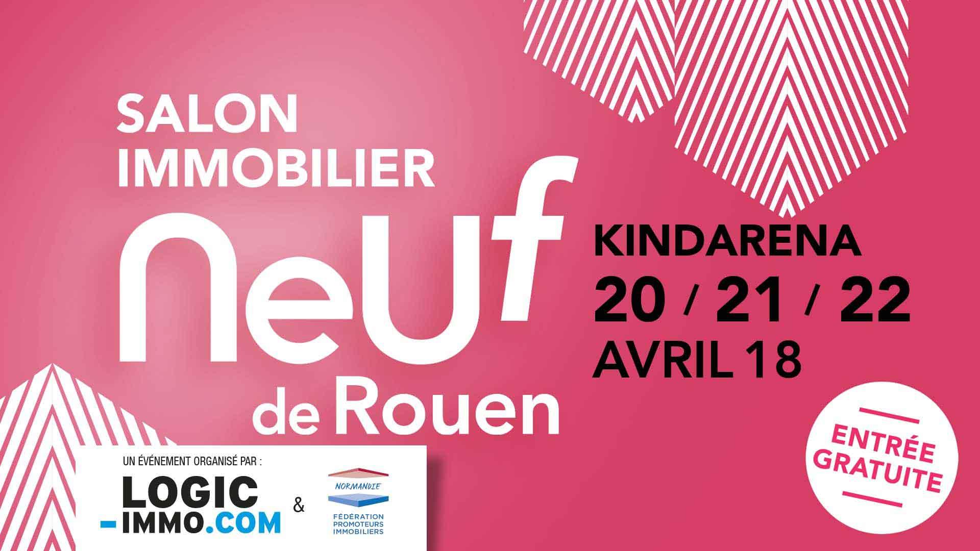 Limmobilier neuf tient salon  Rouen du 20 au 22 avril  Journal de lAgence