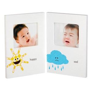 cadre photo bébé humeur