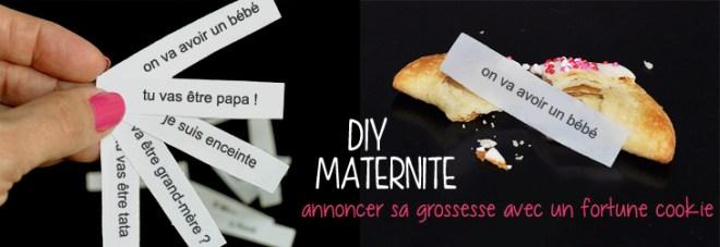 DIY pour annoncer sa grossesse