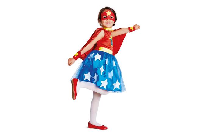 deguisement pour enfant wonder woman
