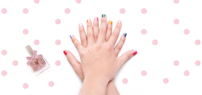 vernis à ongles pour enfants