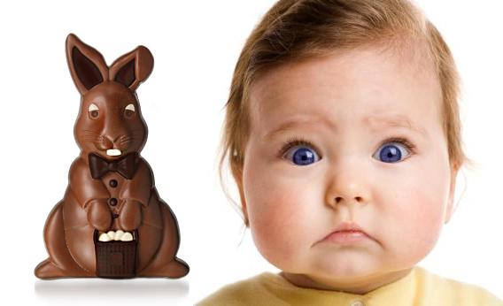 chocolat pour bebe