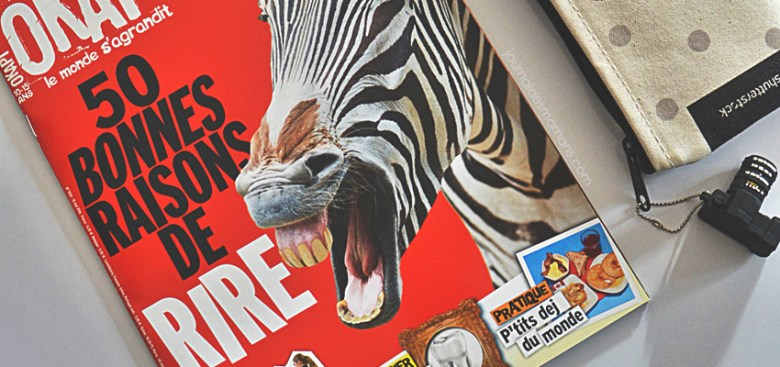 okapi 50 bonnes raisons de rire
