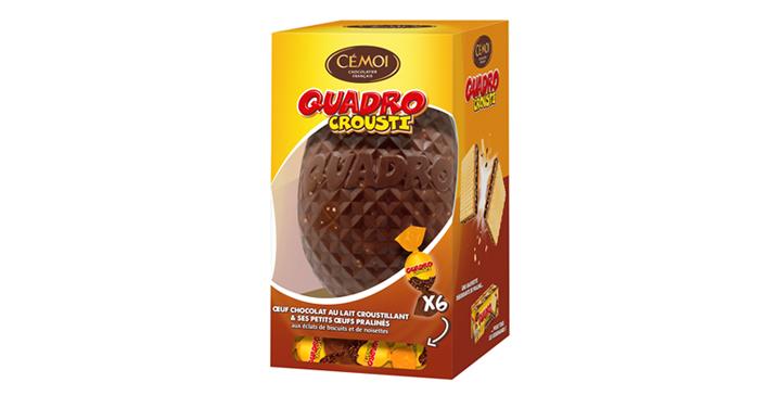 Chocolats de Pâques CÉMOI