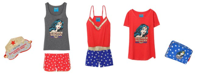 Collections Wonder Woman chez Paul   Joe Sister, Etam, Wonderbox 031305e2b47