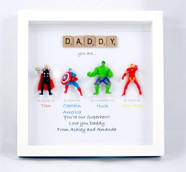 DIY fete des pères