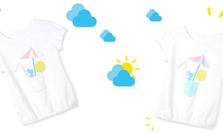 t-shirts magiques vertbaudet