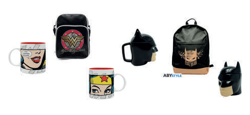 batman wonderwoman abystyle