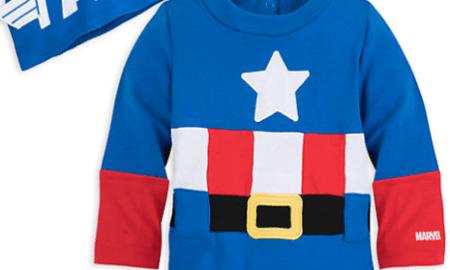 body bebe captain america
