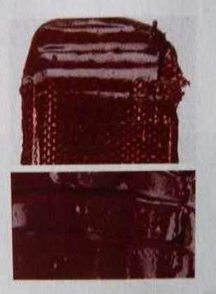 Terre de sienne brulée (rouge)