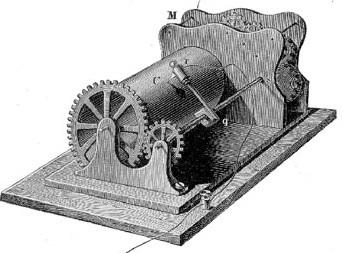 Alexander Bain a conçu le principe du fax en 1842
