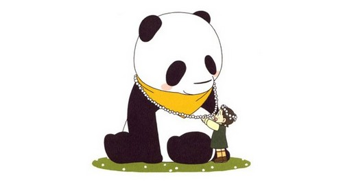 Pan'Pan Panda, une vie en douceur © 2008 Sato Horokura / FOX COMICS