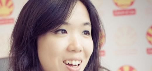 Ein Lee à Japan Expo - Photo Leang Seng