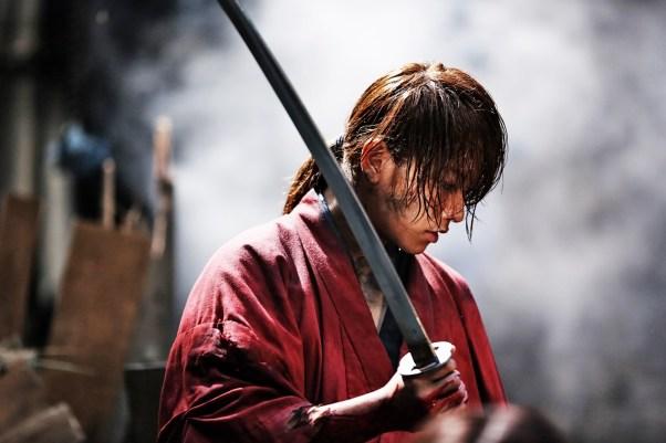 Takeru SATO semble né pour incarner Kenshin.