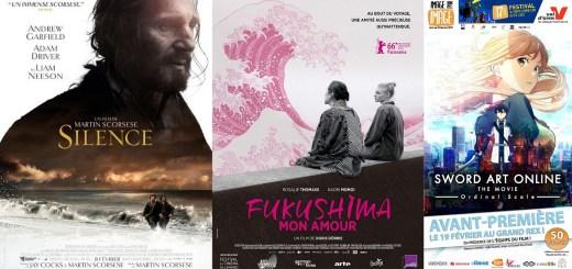 Agenda cinéma japon 2017