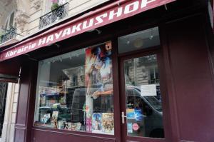 Hayaku Shop à Paris