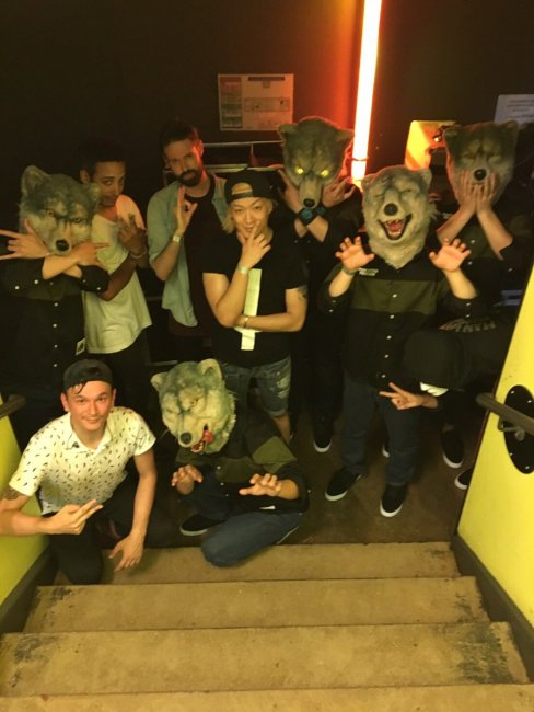 Man With A Mission & Merge