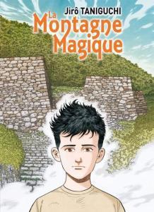 La montagne magique de Jirô Taniguchi : couverture