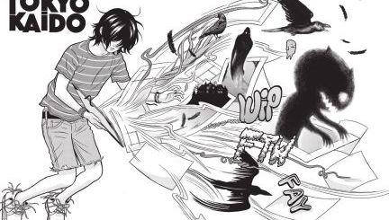 Le manga s'échappe