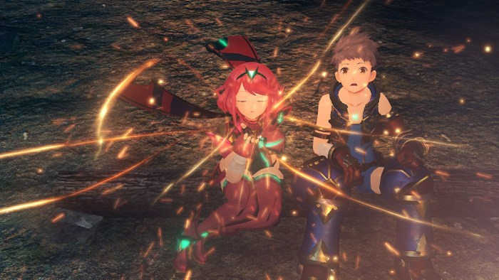 Xenoblade Chronicles 2 - Nintendo©