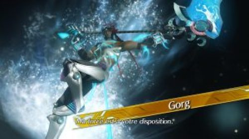 Gorg, lame issue d'un crystal cœur rare - Xenoblade Chronicles 2 - Nintendo ©