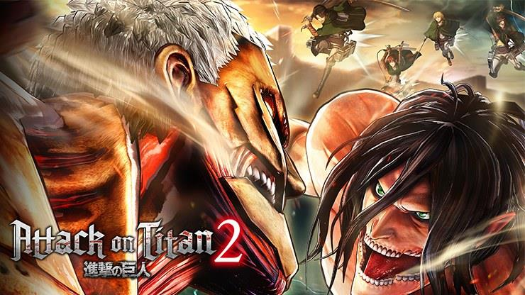 Attack on Titan 2 - Koei Tecmo ®2018