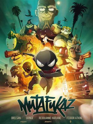 Mutafukaz affiche