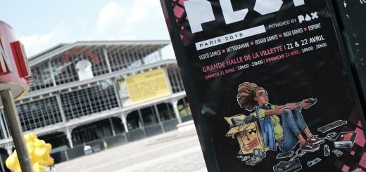 Play Paris entrée