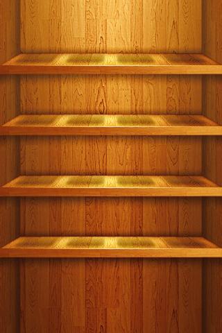 Shelf Wallpaper Iphone Rangement Et 233 Tag 232 Res