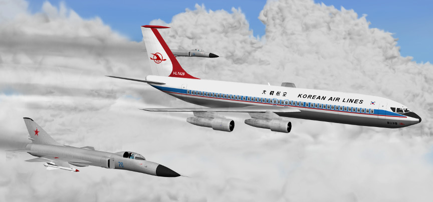 Korean Airlines 007