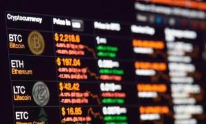 Bourse cryptomonnaie