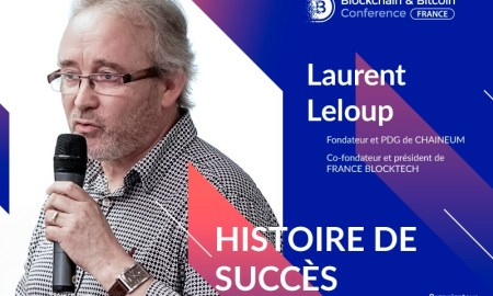 Laurent-leloup-blockchain-conference-paris