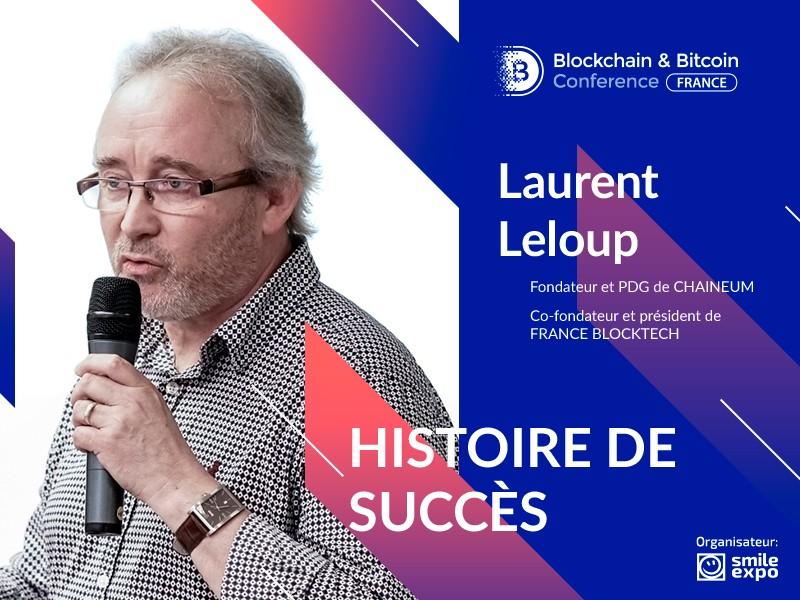 Laurent-leloup-blockchain-conference-paris