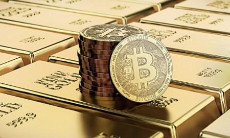 Crypto-Bitcoin-Or-Gold