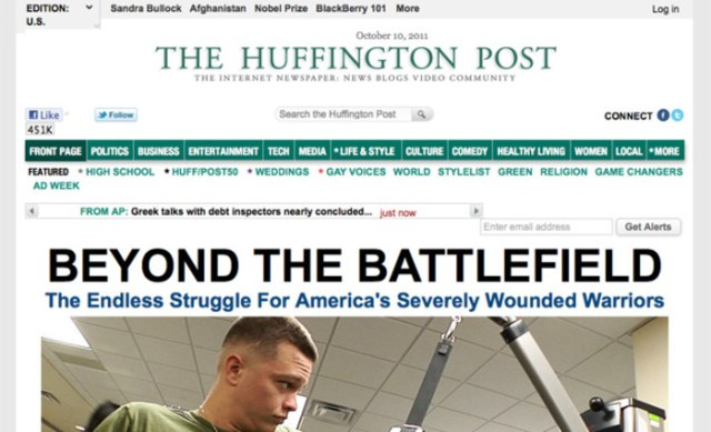 Huffington Post to launch French edition with Le Monde   Media news