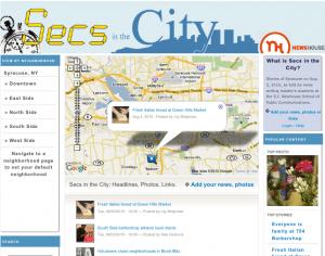 Secs in the City  -