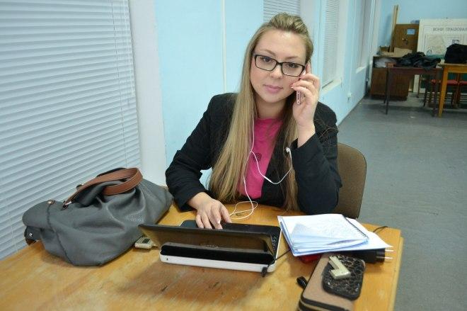 Ольга Компанієць –журналіст порталу http://provce.ck.ua/