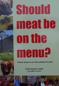 Should Meat be on the Menu? Book Cover