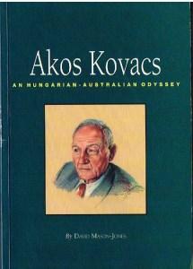 DMJBooks Akos Kovacs front cover