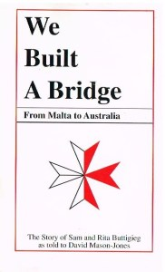 DMJBooks webuilt a bridge front cover