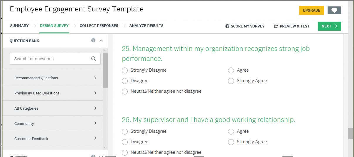 Survey software: Gather data with these applications